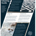 Area Rug Care and Cleaning Guide